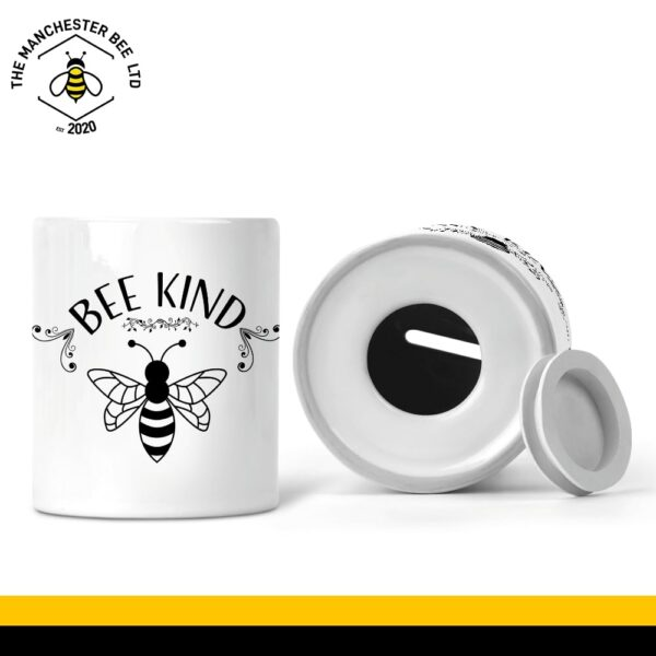 Bee Kind Money Box