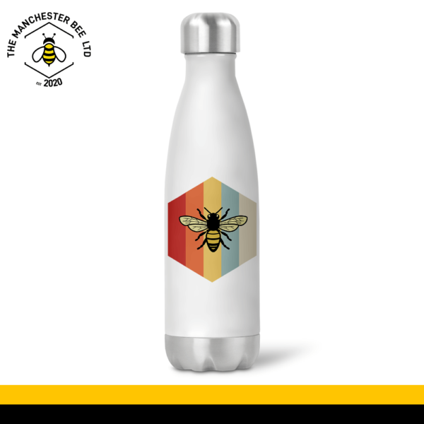 Retro Bee Chilly Style Drinks Bottle
