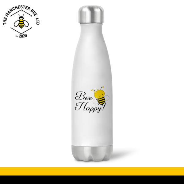 Bee Happy Chilly Style Drinks Bottle