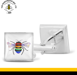 bee-kind-to-yourself-cufflinks-copy