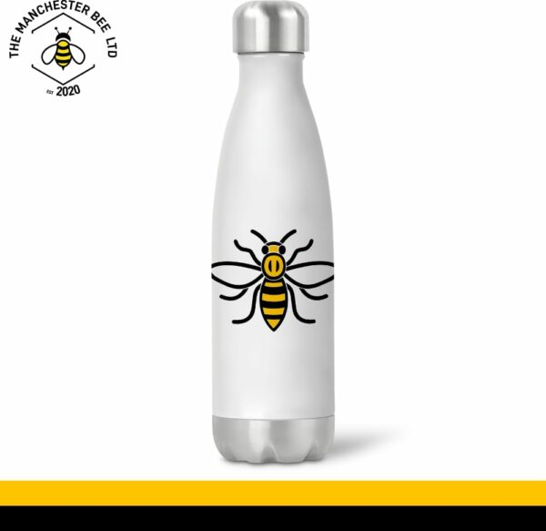 Manchester Worker Bee Chilly Style Drinks Bottle