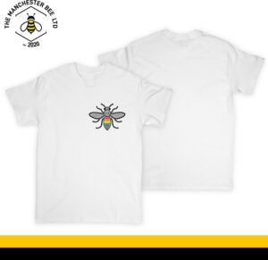 Manchester Pride Worker Bee Crew Neck T-Shirt