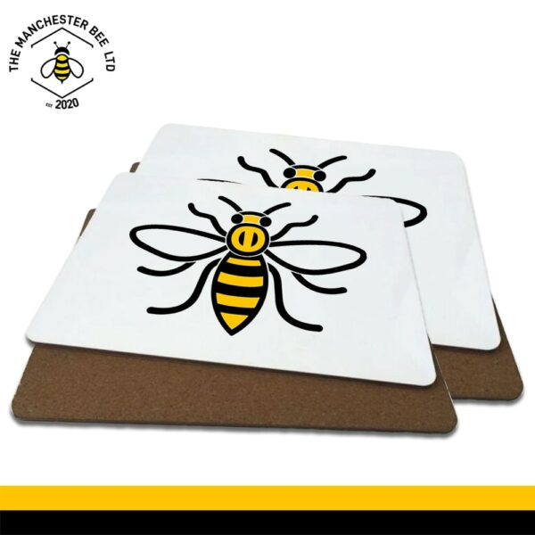 Manchester Worker Bee Luxury Placemats