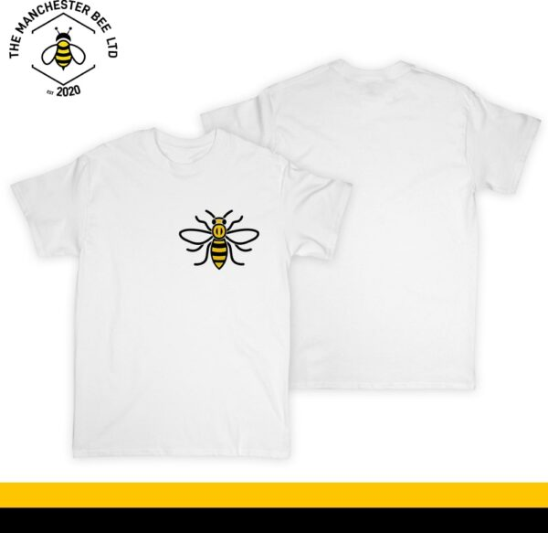 Manchester Worker Bee Crew Neck T-Shirt