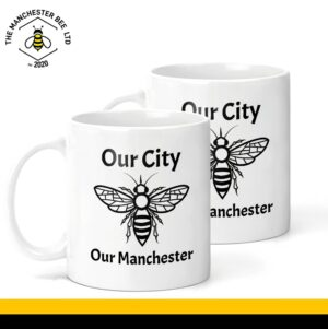 Our City Our Manchester Ceramic Mug