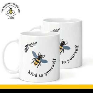 Bee Kind To Yourself Ceramic Mug